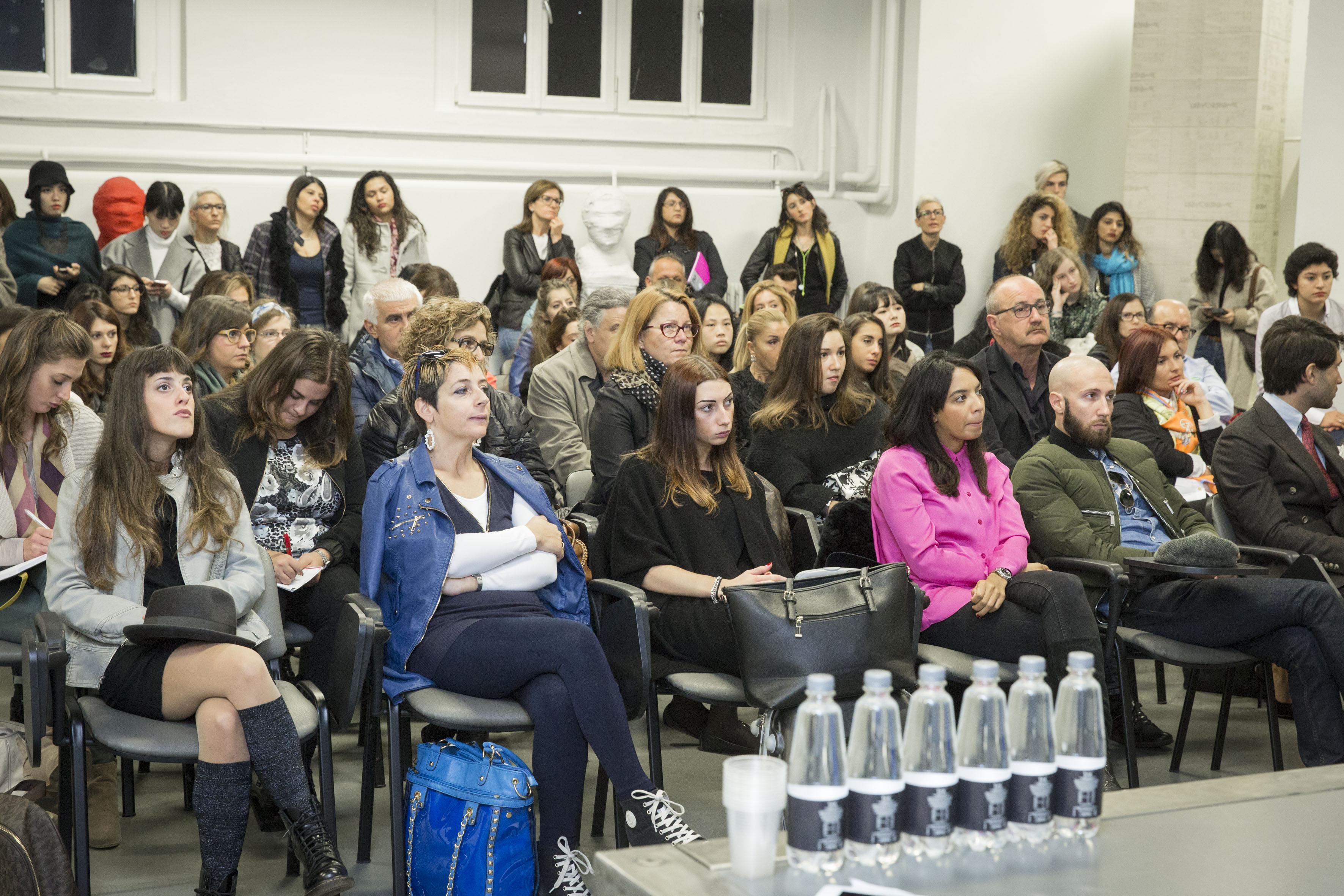 I seminari di accademia del lusso accademia del lusso for Accademie di moda milano