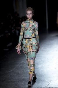 Klimt - Alberto Zambelli collezione FW 16-17