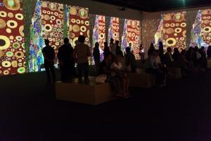 Klimt - mostra MUDEC 26-07-17