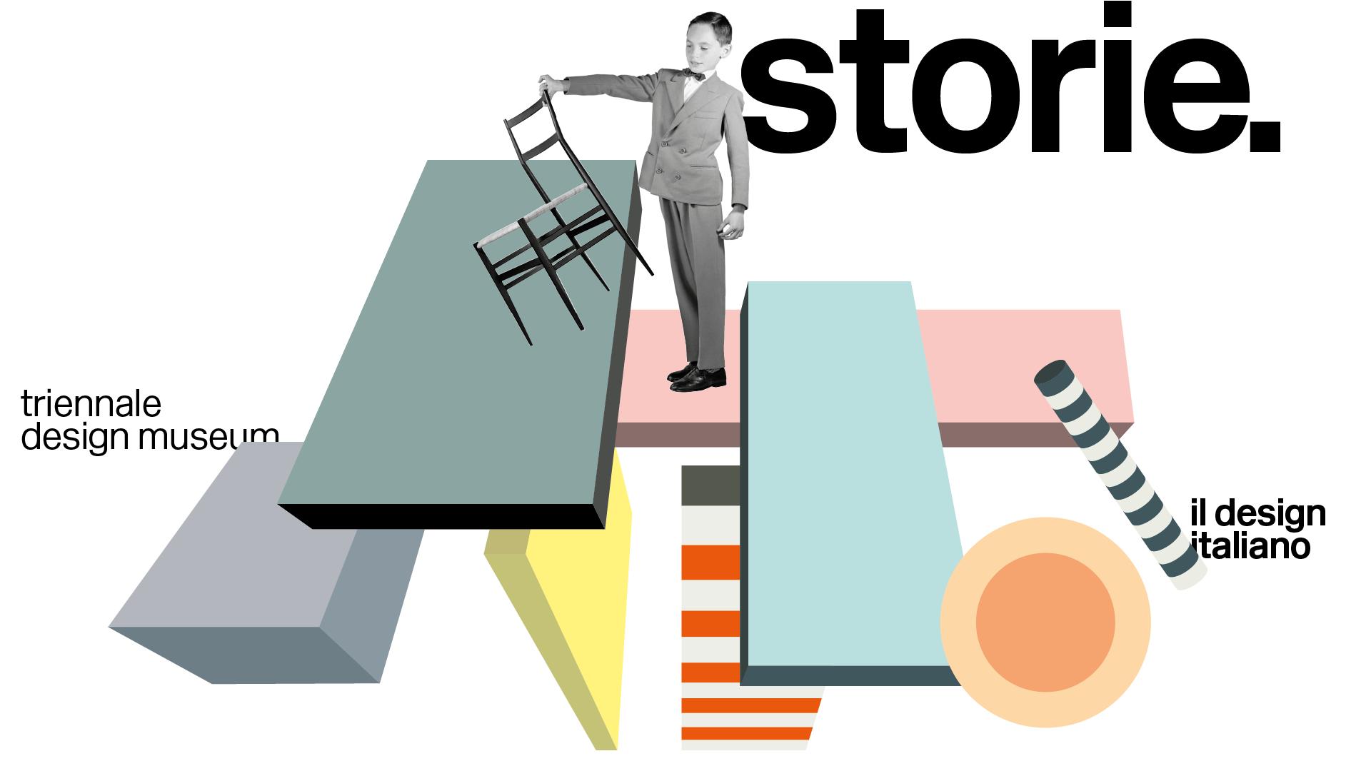 La triennale ci racconta le storie del design italiano for Design italiano
