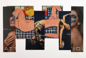 Nudo Rosa Henri Matisse